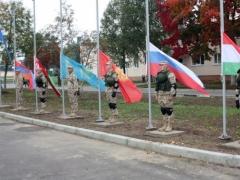 Казахстанские военные прибыли в Белоруссию для совместных учений фото пресс-службы МО РК