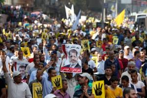 В Египте запретили «Братьев-мусульман» Сторонники движения «Братья-мусульмане» Фото: Lefteris Pitarakis / AP