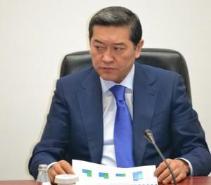 Серик АХМЕТОВ рассказал о модернизации пенсионной системы Фото с сайта www.time.kz