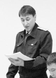 Новости - В Уральске дело прокурора Аминова началось со скандала aminov nov