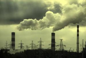 За загрязнение воздуха в Актобе оштрафовано АО «Трансэнерго» Иллюстративное фото с сайта yarnovosti.com