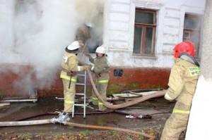 В Атырау при пожаре погиб человек иллюстративное фото  с сайта www.tulapressa.ru