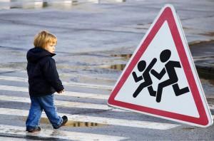 За сутки в Актобе произошло 2 ДТП с участием детей Иллюстративное фото с сайта kazanfirst.ru