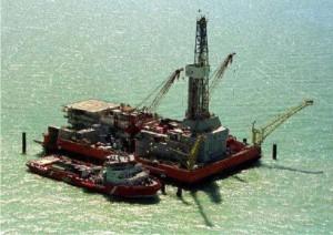 Официальную добычу нефти на Кашагане опять отложили Иллюстративное фото с сайта www.time.kz