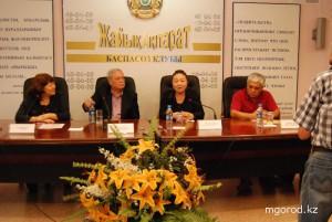 Новости Атырау -   В Атырау проходит показ казахстанских фильмов kino2