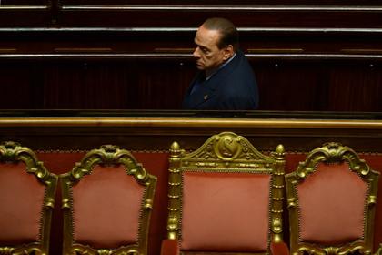 Берлускони передумал «свергать» правительство Италии Сильвио Берлускони Фото: Filippo Monteforte / AFP