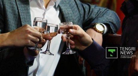 Новости - Ввоз российского алкоголя в Казахстан отрегулируют Фото Марат Абилов©