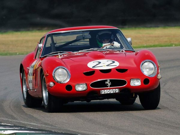 Новости - Рекорд для Ferrari – 52 миллиона долларов Фото auto.lafa.kz