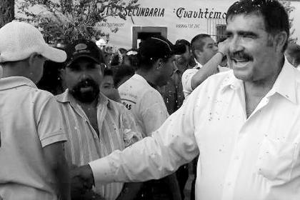 Мэр мексиканского города покончил с собой на глазах у полицейских Филимон Карлос Роблес Фото: личная страница в Facebook