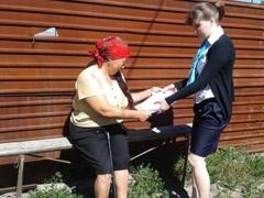 Новости - Казахстанские инвалиды смогут воспользоваться услугами ЦОНа у себя дома фото с сайта con.gov.kz