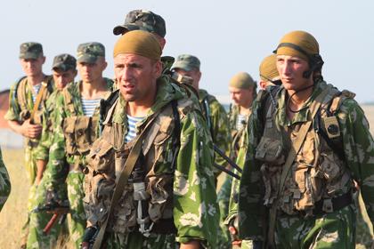 На Украине стартовал последний призыв в армию Солдаты украинской армии Фото: Тарас Литвиненко / РИА Новости