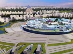 В Астане весной 2014 года начнется строительство городка EXPO-2017 фото с сайта mln.kz