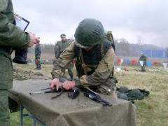 Казахстанские военные вошли в тройку лидеров конкурса «Воин содружества» фото пресс-службы МО РК