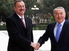 Новости - Назарбаев поздравил президента Азербайджана с его переизбранием на пост главы государства фото с сайта radioazadlyg.org