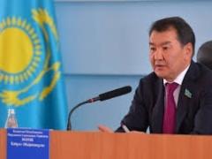 Казахстан поддержит программу украинского председательства в ОБСЕ фото с сайта parlam.kz