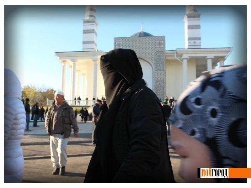 В Уральске отмечают Курбан-айт 8