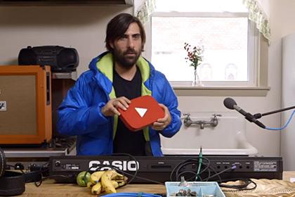 Новости - YouTube объявил о создании собственной музыкальной премии Джейсон Шварцман Кадр: видео Youtube