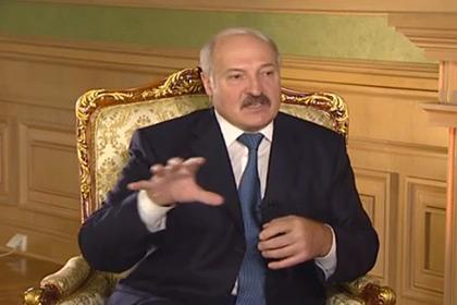 Лукашенко припомнил Обаме «рабское прошлое» Александр Лукашенко дает интервью телеканалу 24KZ Кадр: видео Youtube