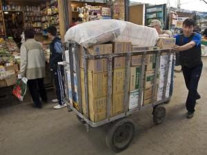Новости Актобе - В Актобе уничтожено 108 тонн продуктов питания Иллюстративное фото с сайта centralasiaonline.com