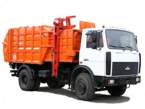 Новости Актобе - В Актобе мусоровозы оснастили GPS-навигаторами Иллюстративное фото с сайта www.vmichurinske.ru