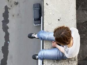 18-летний парень спрыгнул с крыши девятиэтажки Иллюстративное фото с сайта www.gazeta.ru