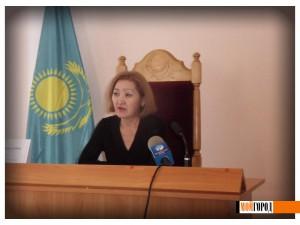 Уральск. Судья Карасаева рассказала о громких делах SAMSUNG DIGITAL CAMERA