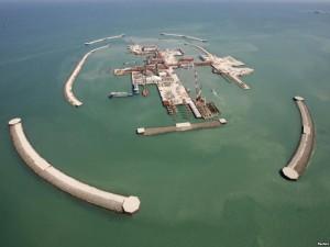 Новости Атырау - На Кашагане возобновлена добыча нефти Иллюстративное фото с сайта rus.azattyq.org