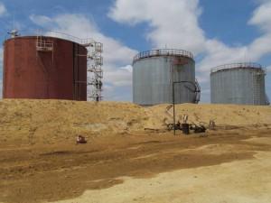 Новости Актобе - В Актобе ищут хозяина для нефтяной скважины neft2