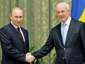 Россия пригрозила Украине санкциями в случае пересмотра газовых контрактов Фото с сайта www.svoboda.org