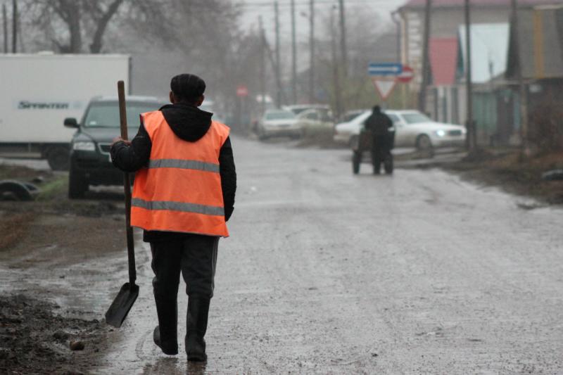 Новости Уральск - К общественным работам приговорили неплательщика алиментов в ЗКО