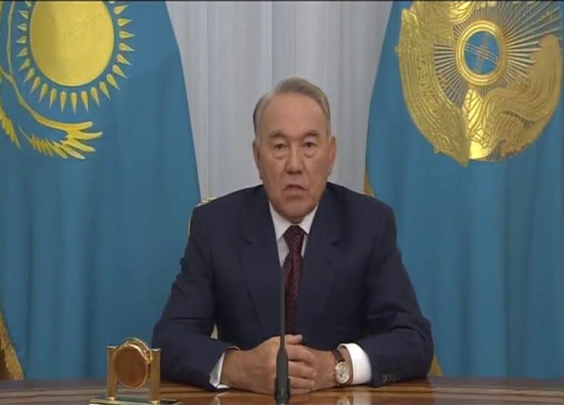 Новости - Повысить минимальную зарплату в 1,5 раза поручил президент Казахстана