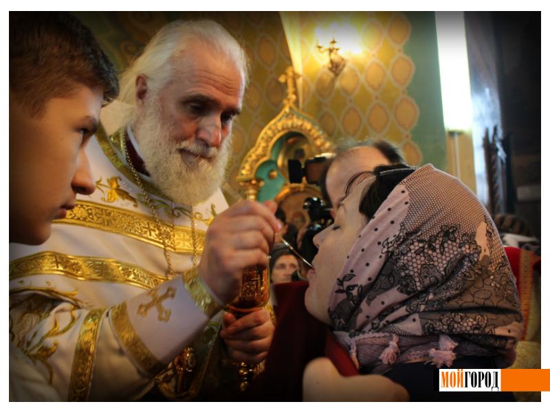 Православные Уральска встречают Рождество 12