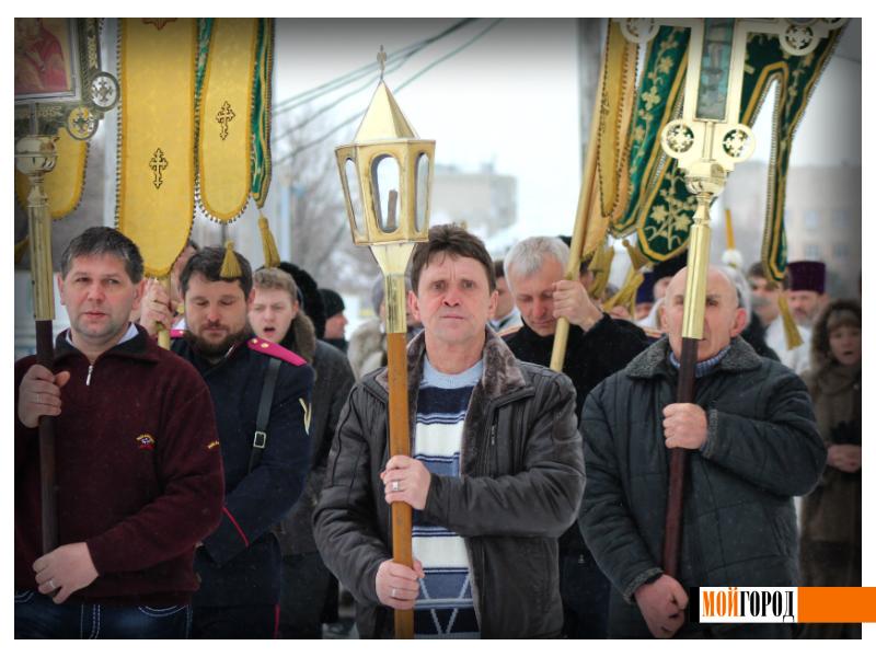 Православные Уральска встречают Рождество 13