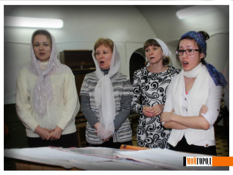 Православные Уральска встречают Рождество 17