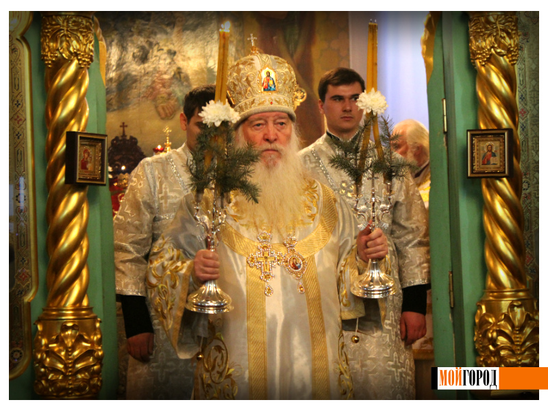Православные Уральска встречают Рождество 4