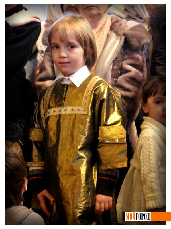 Православные Уральска встречают Рождество 6