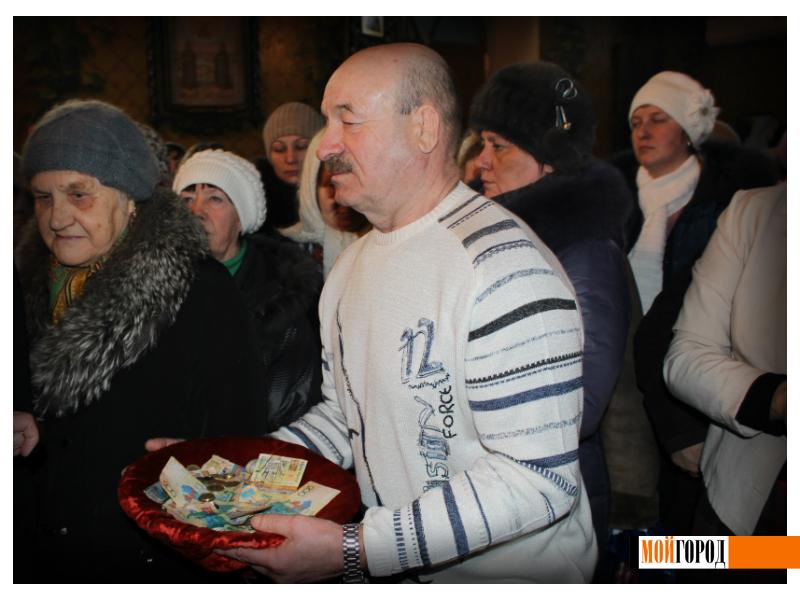 Православные Уральска встречают Рождество 7