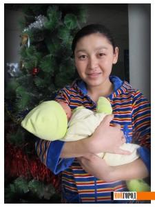 В новогоднюю ночь в Уральске на свет появились 23 ребенка aida