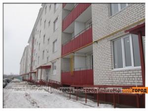 В Уральске в этом году сдадут 8 домов для очередников и молодых семей dom