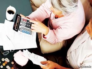 В Атырау пенсионеры начали получать повышенные пенсии Иллюстративное фото с сайта dknews.kz