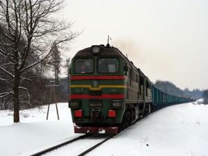 От железнодорожного вокзала Хромтау люди не могут попасть в город Иллюстративное фото с сайта o2-photo.com
