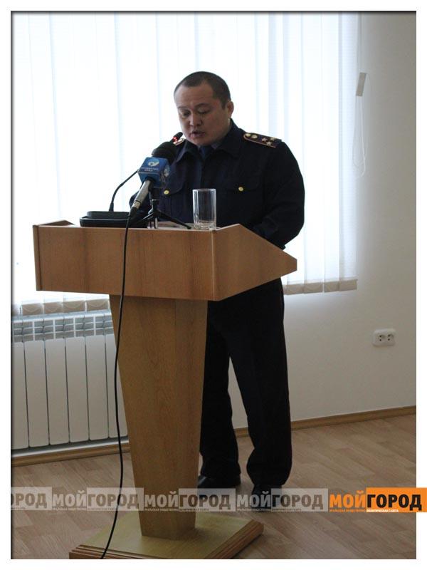 Чем запомнился Махамбет Абисатов на посту начальника ДВД ЗКО abisatov