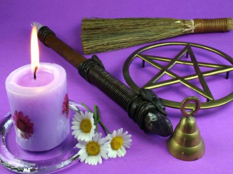 Магические предметы своими руками