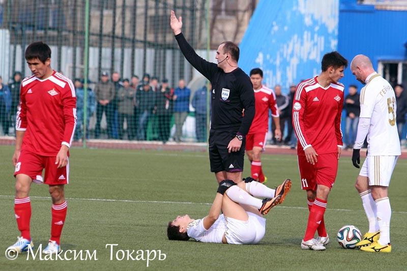 "Новости Актобе - ""Актобе"" выиграл у ""Спартака"" со счетом 3:0 football6"