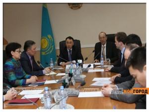 АО «ТНК «Казхром» выделит Актюбинской области 800 миллионов тенге memorandum3