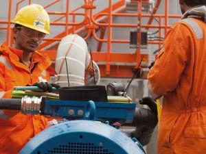 На Кашагане произведут полную замену трубопроводов  Иллюстративное фото с сайта kapital.kz