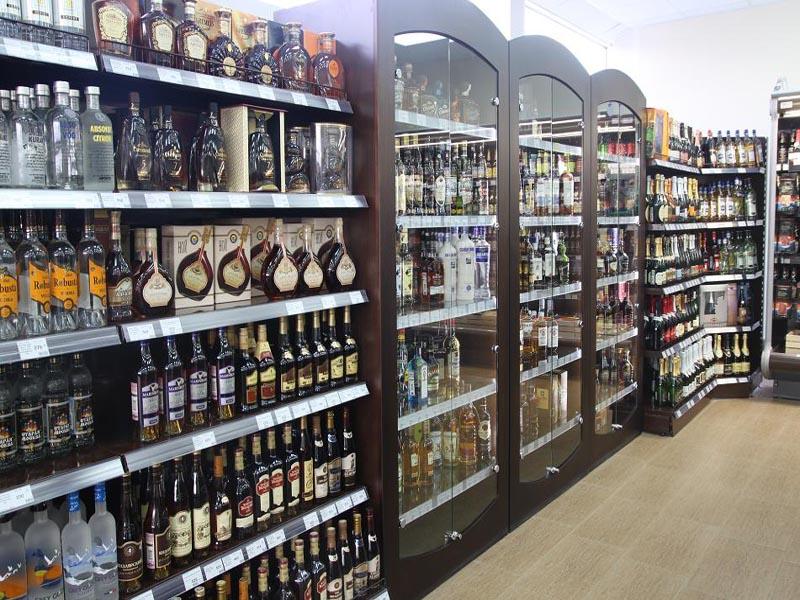 магазины элитного алкоголя фото