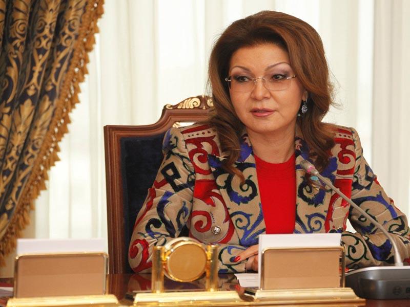 Дочь Назарбаева стала депутатом Сената Казахстана