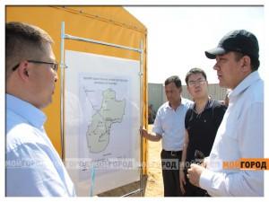 В этом году в ЗКО будет газифицировано 23 населенных пункта Фото предоставлено пресс-службой акима ЗКО
