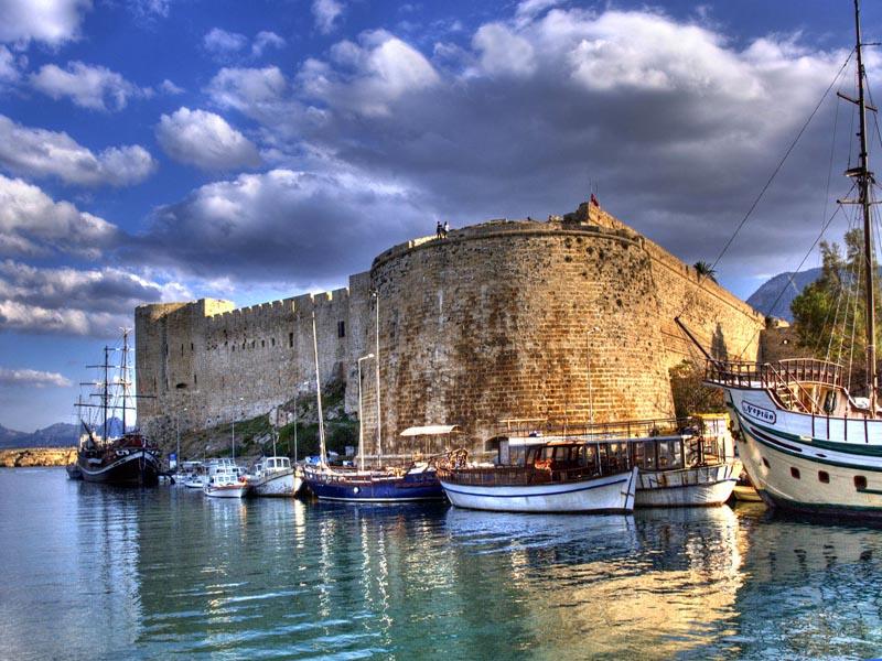 Курс на Северный Кипр Фото с сайта gosailing.ru